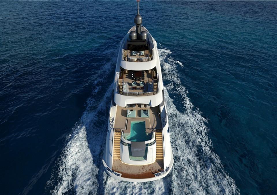 M/Y ISA GRANTURISMO 67 Yacht #10
