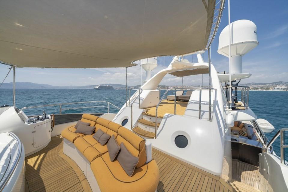 M/Y Quid Pro Quo Yacht #7