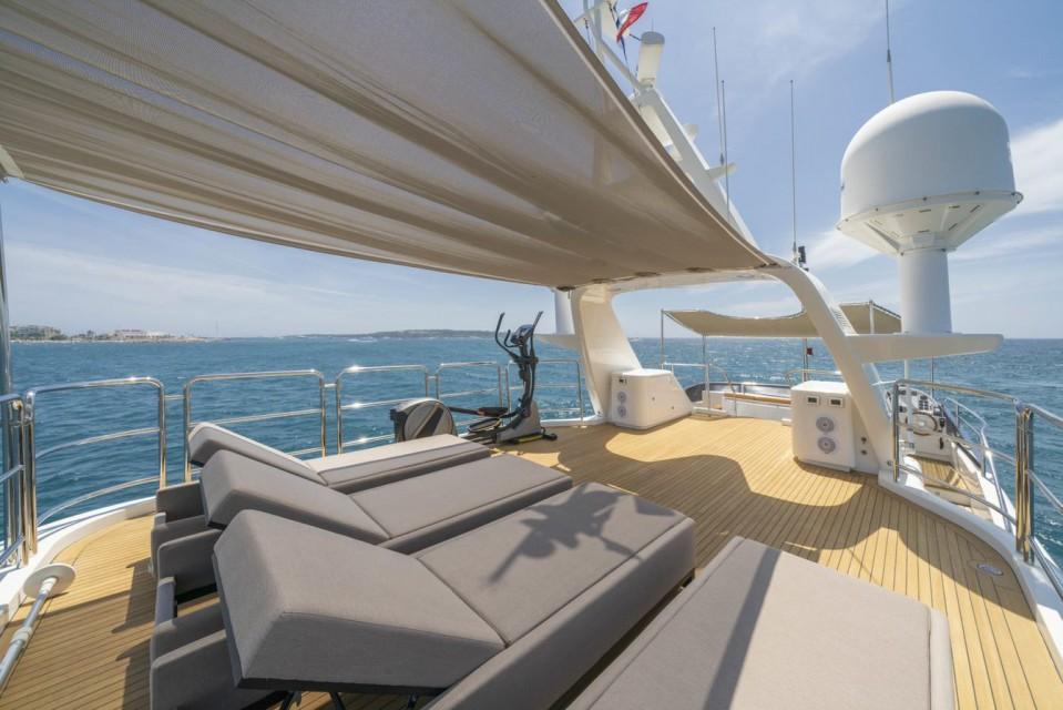 M/Y Quid Pro Quo Yacht #10