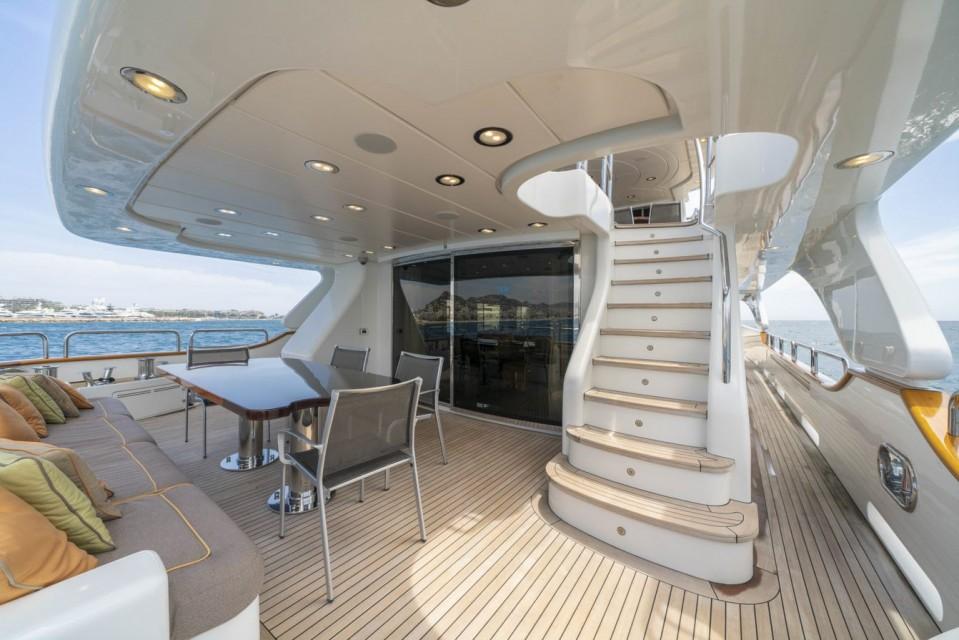 M/Y Quid Pro Quo Yacht #17