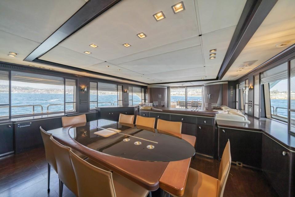 M/Y Quid Pro Quo Yacht #21