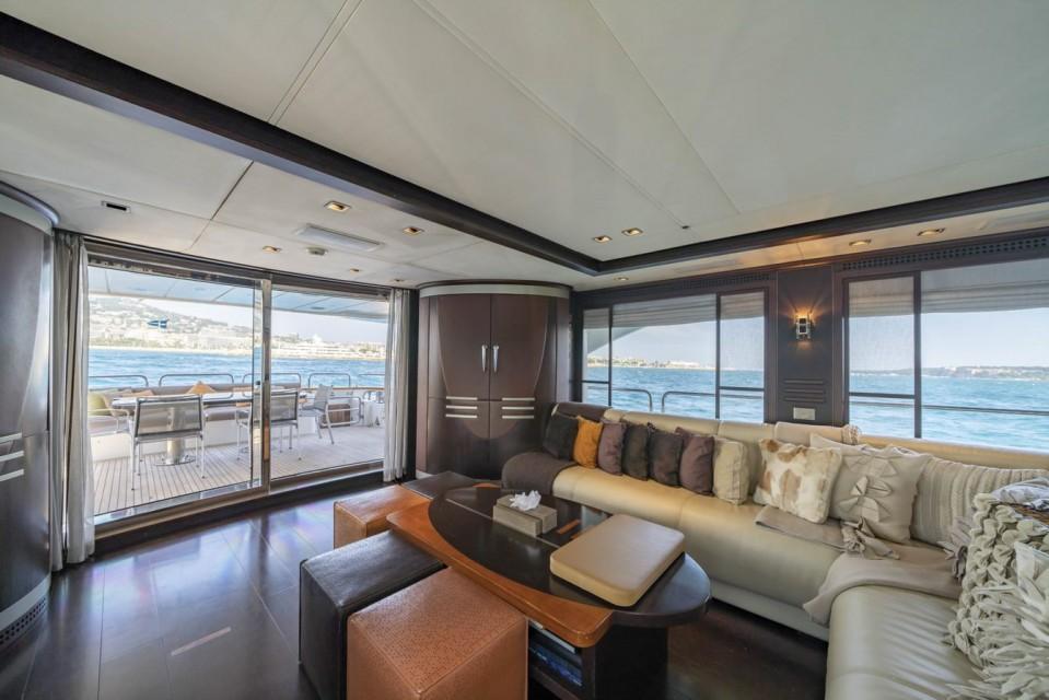 M/Y Quid Pro Quo Yacht #19