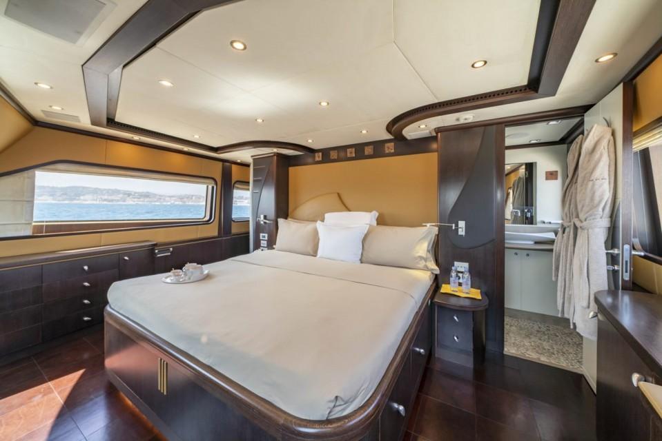 M/Y Quid Pro Quo Yacht #25