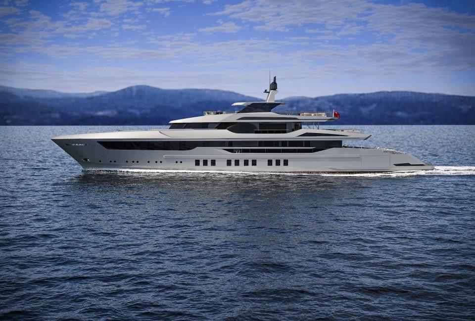 M/Y Nacre 62 Yacht #1