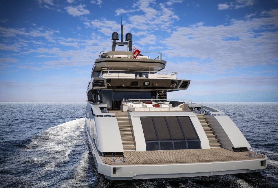 M/Y Nacre 62 Yacht #3