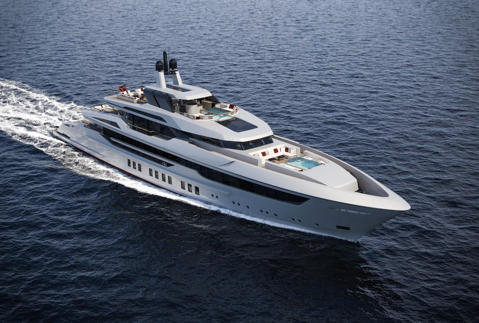M/Y Nacre 62 Yacht #2