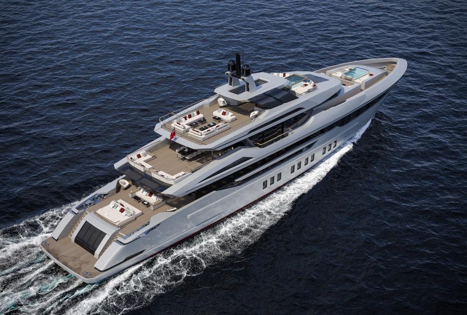 M/Y Nacre 62 Yacht #4
