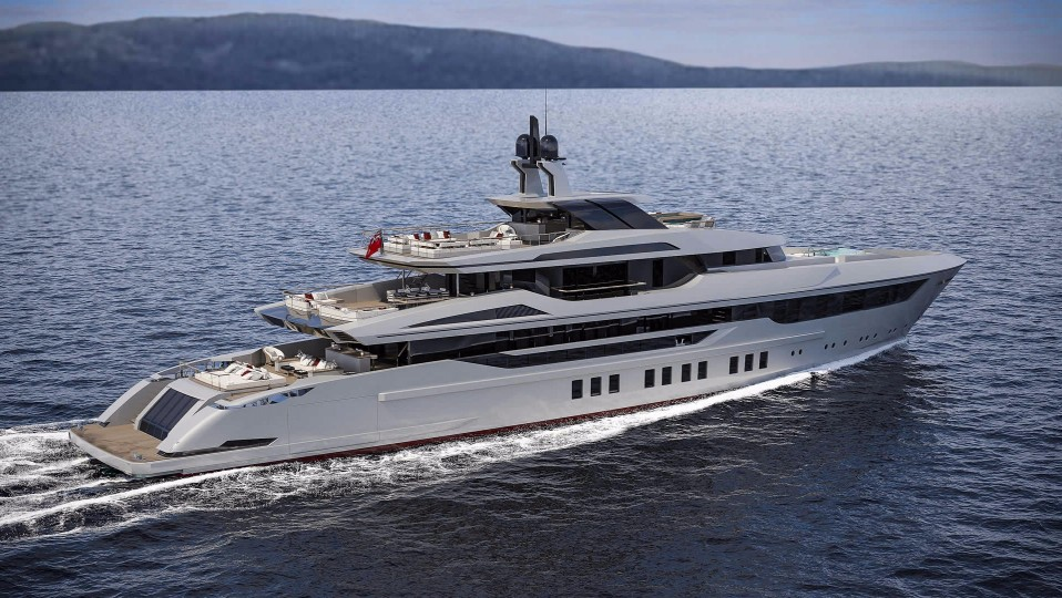 M/Y Nacre 62 Yacht #8