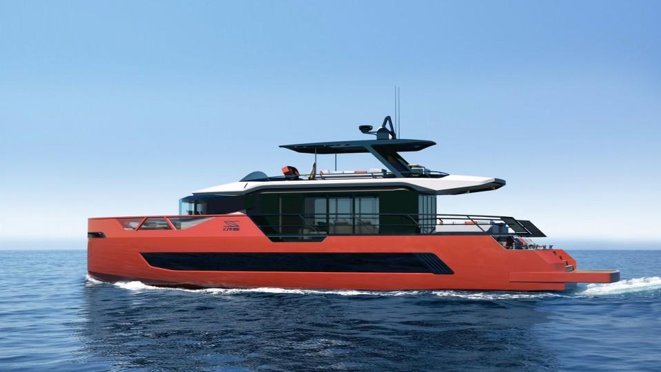 M/Y XSR 85 Yacht #2