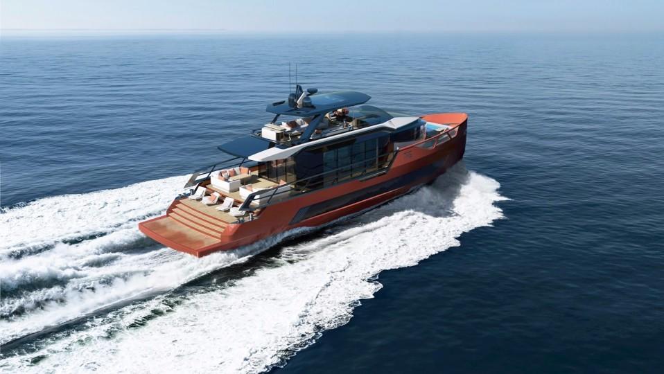 M/Y XSR 85 Yacht #3