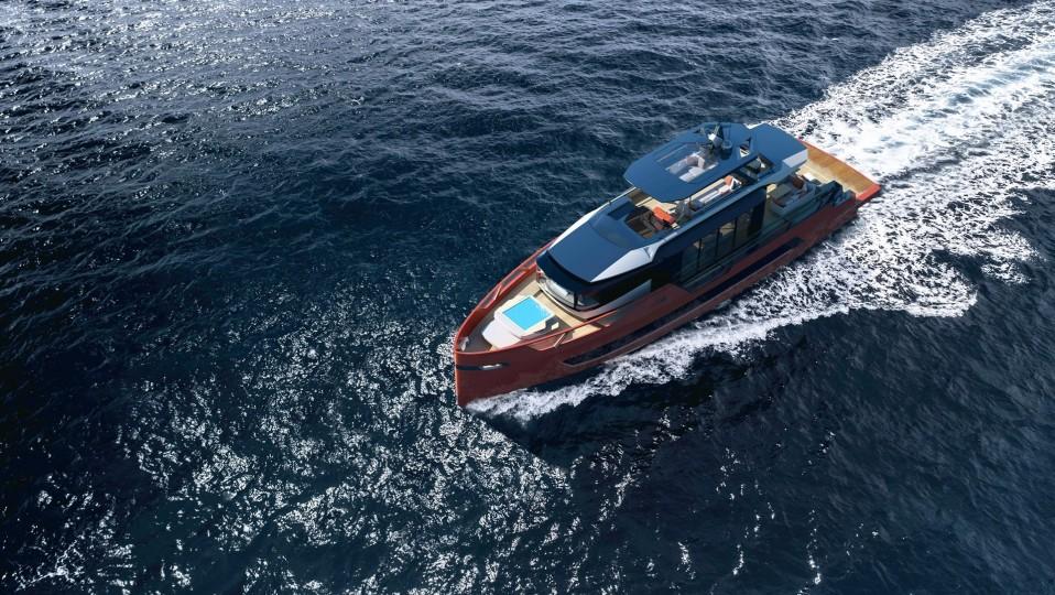 M/Y XSR 85 Yacht #1