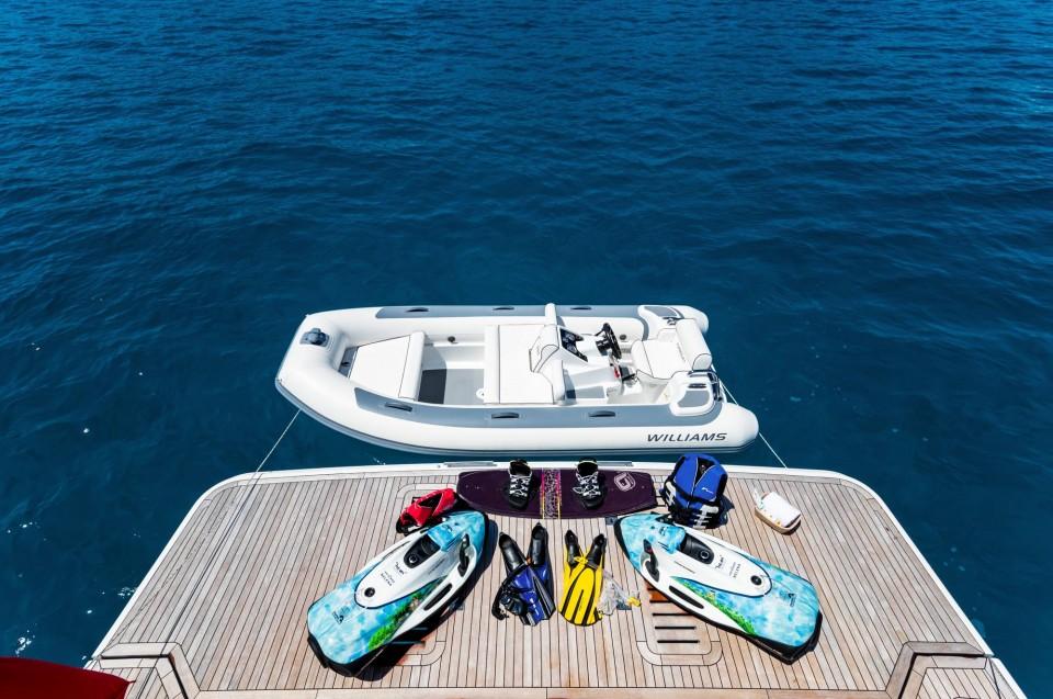M/Y Nelena Yacht #9