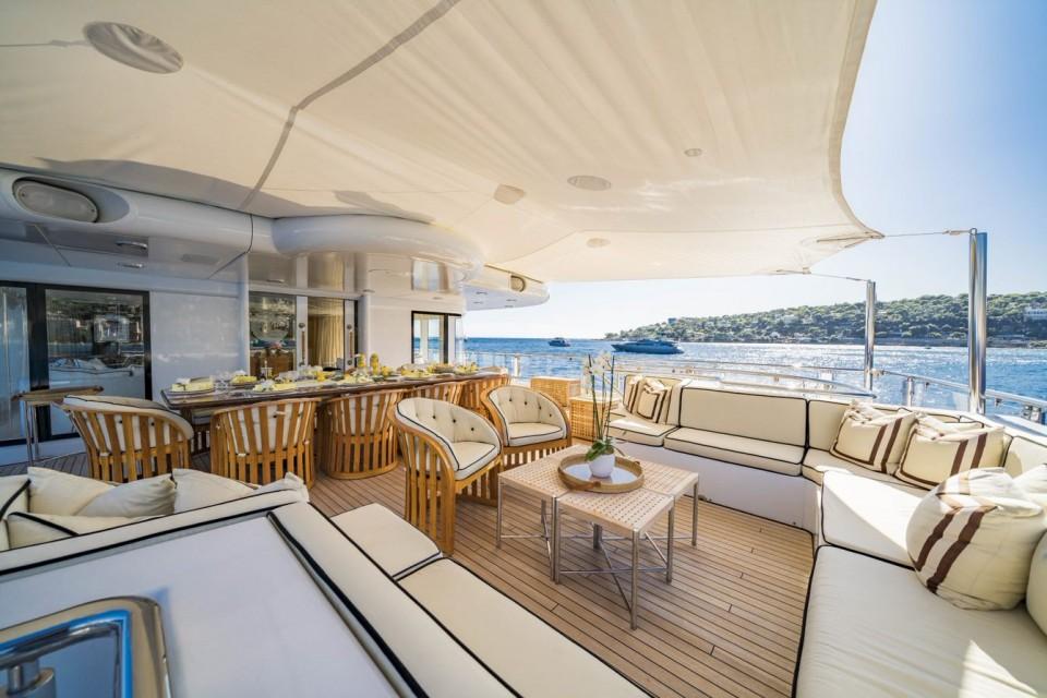 M/Y Oceana Yacht #20