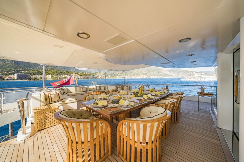 M/Y Oceana Yacht #17
