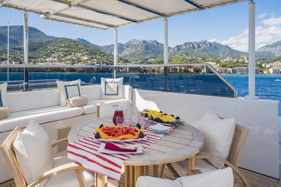 M/Y Oceana Yacht #16
