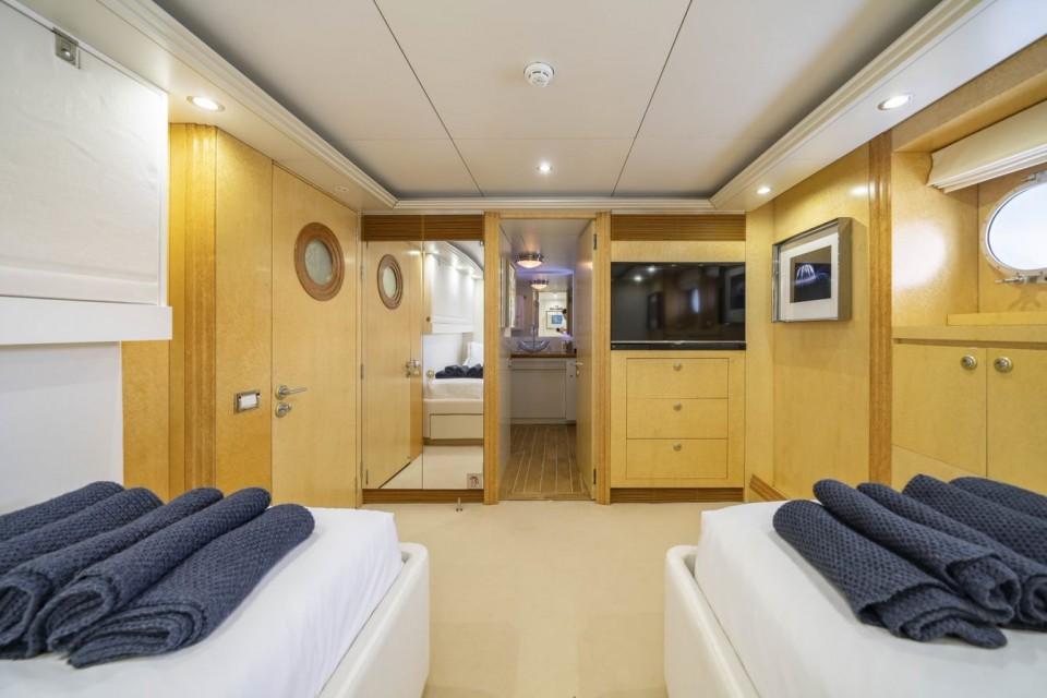M/Y Oceana Yacht #40