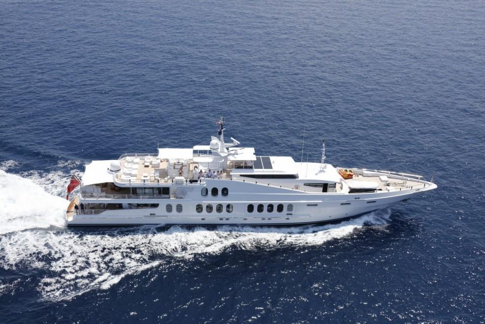 M/Y Oceana Yacht #3