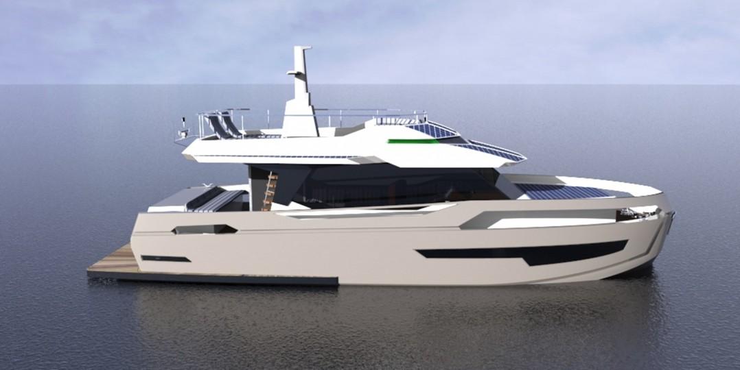 M/Y GN47 Yacht #3