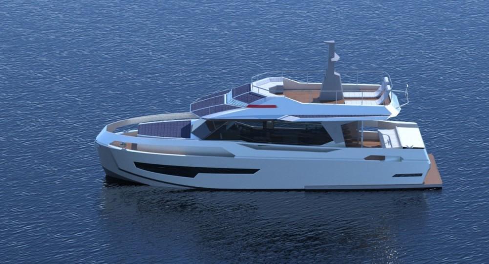 M/Y GN47 Yacht #2