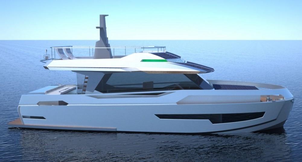 M/Y GN47 Yacht #7