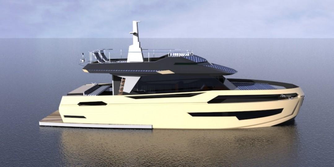 M/Y GN47 Yacht #5