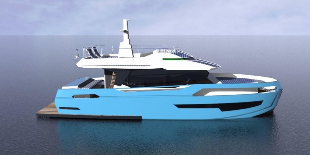 M/Y GN47 Yacht #4