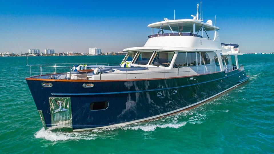 M/Y Moni Yacht #2