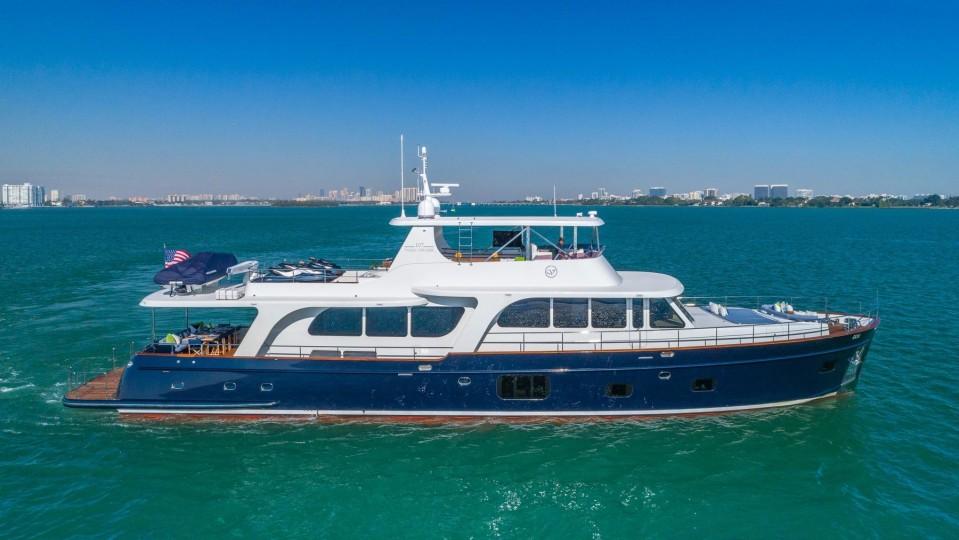 M/Y Moni Yacht #1