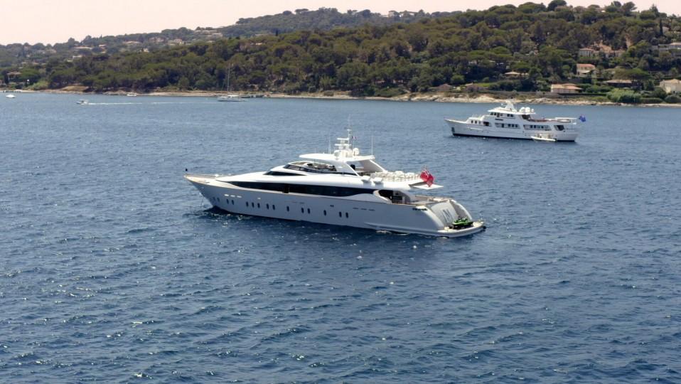 M/Y M Yacht #4