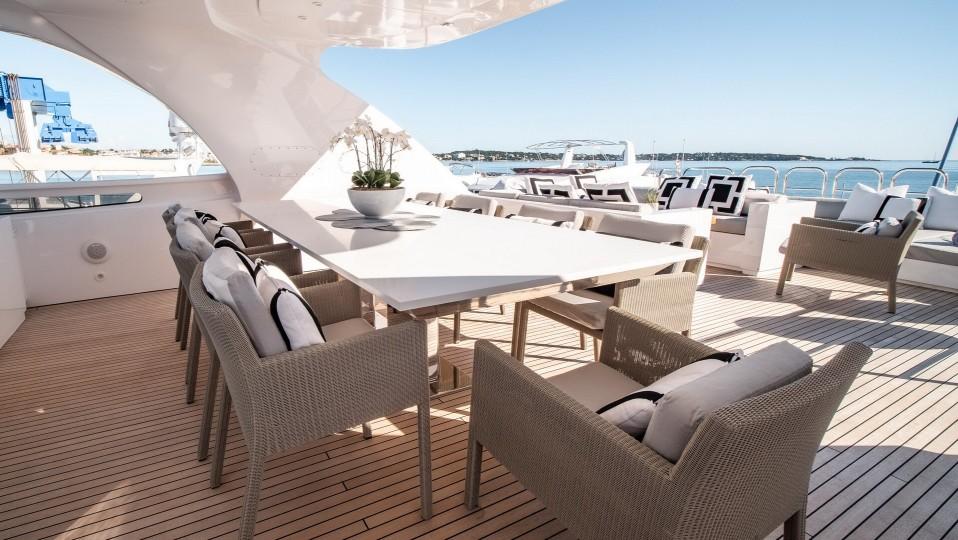 M/Y M Yacht #15
