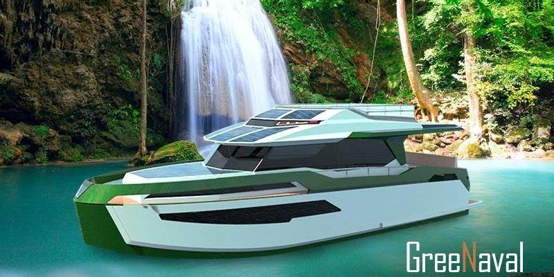 M/Y GN47 Yacht #1
