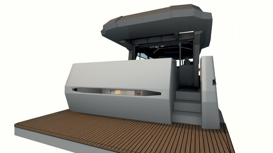 M/Y GN47 Yacht #8