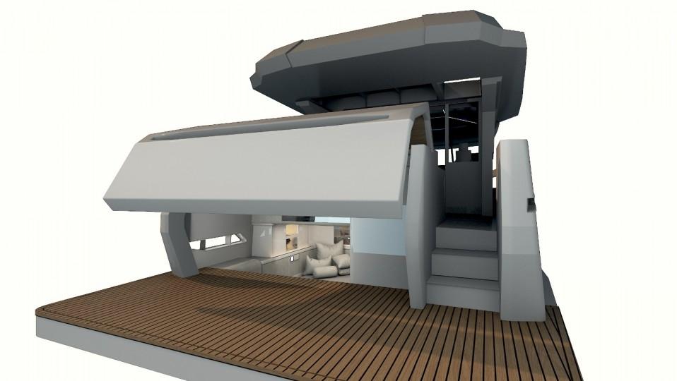 M/Y GN47 Yacht #9