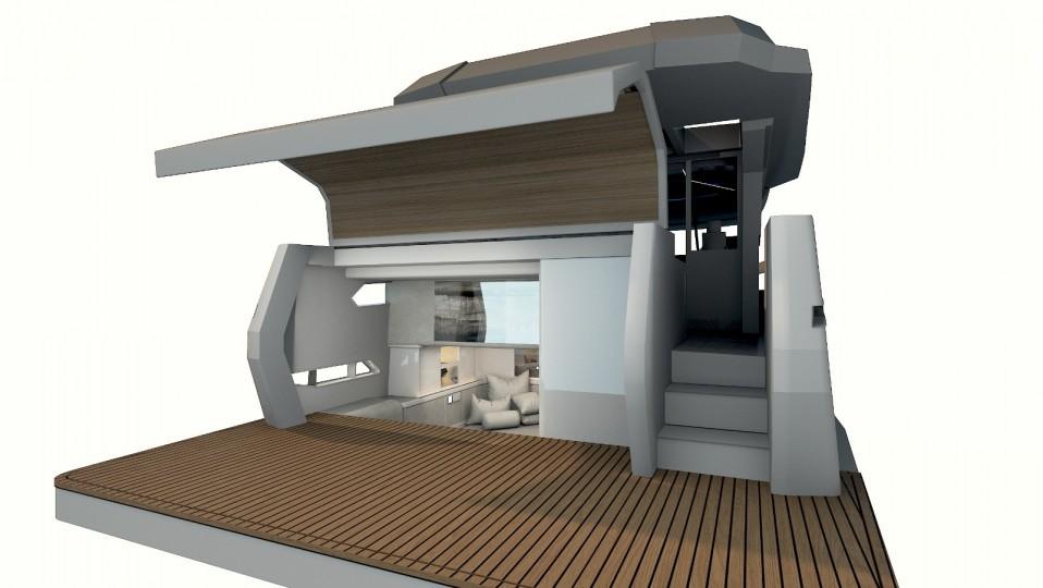 M/Y GN47 Yacht #10