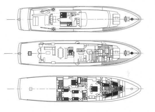 M/Y Fiorente Yacht #30