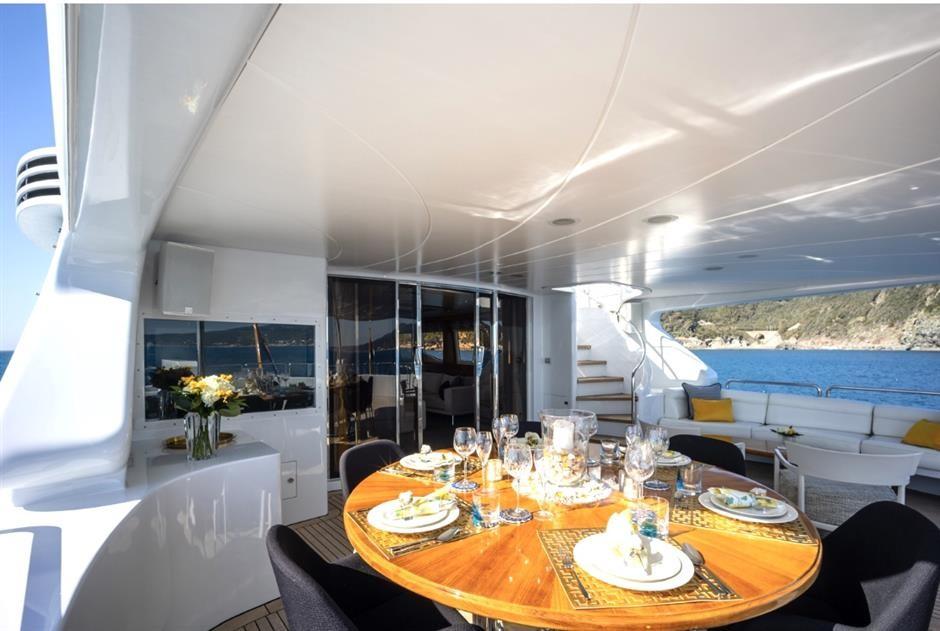 M/Y AQUABELLA Yacht #5