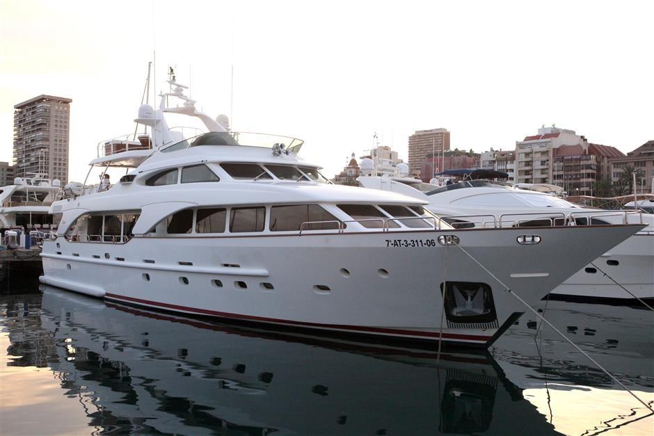 M/Y ANYPA Yacht #4