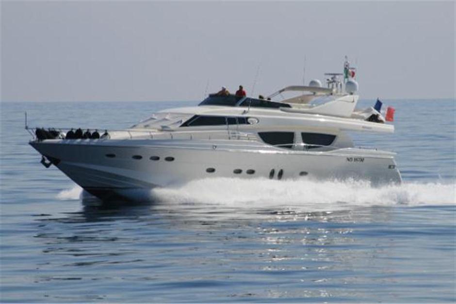M/Y 80' Posillipo Technema 80 2010 Yacht #2