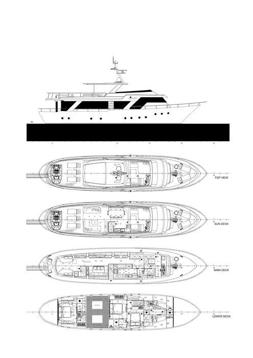 M/Y AF Yacht #27