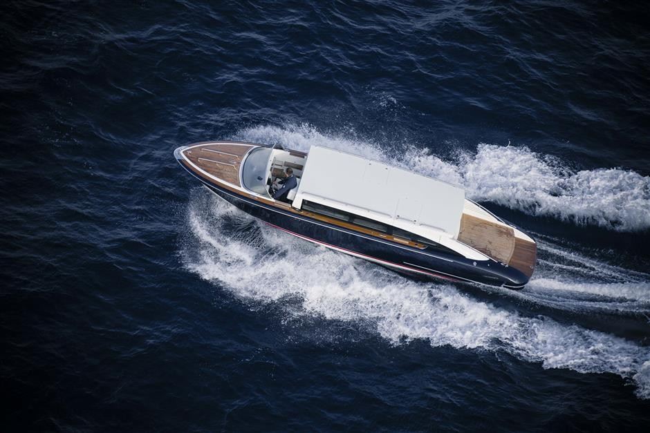 M/Y TRANQUILITY Yacht #34