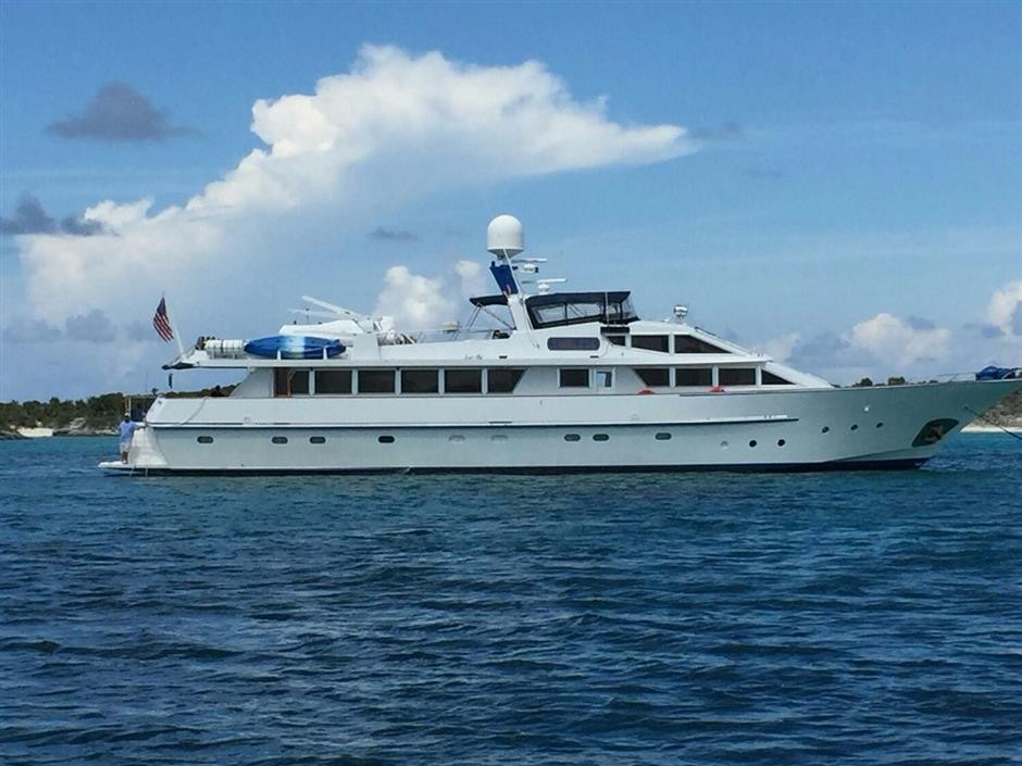 M/Y Timeless Yacht #1
