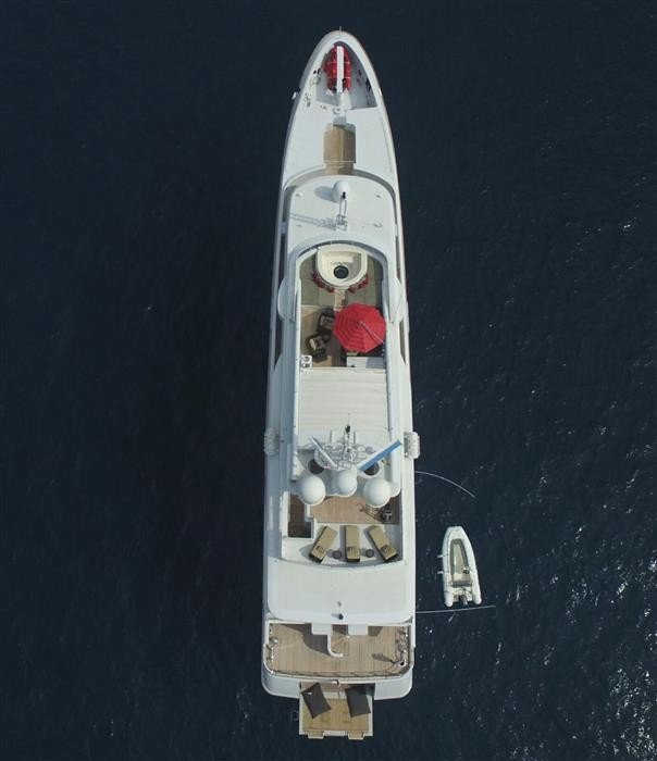 M/Y Queen Aida Yacht #6