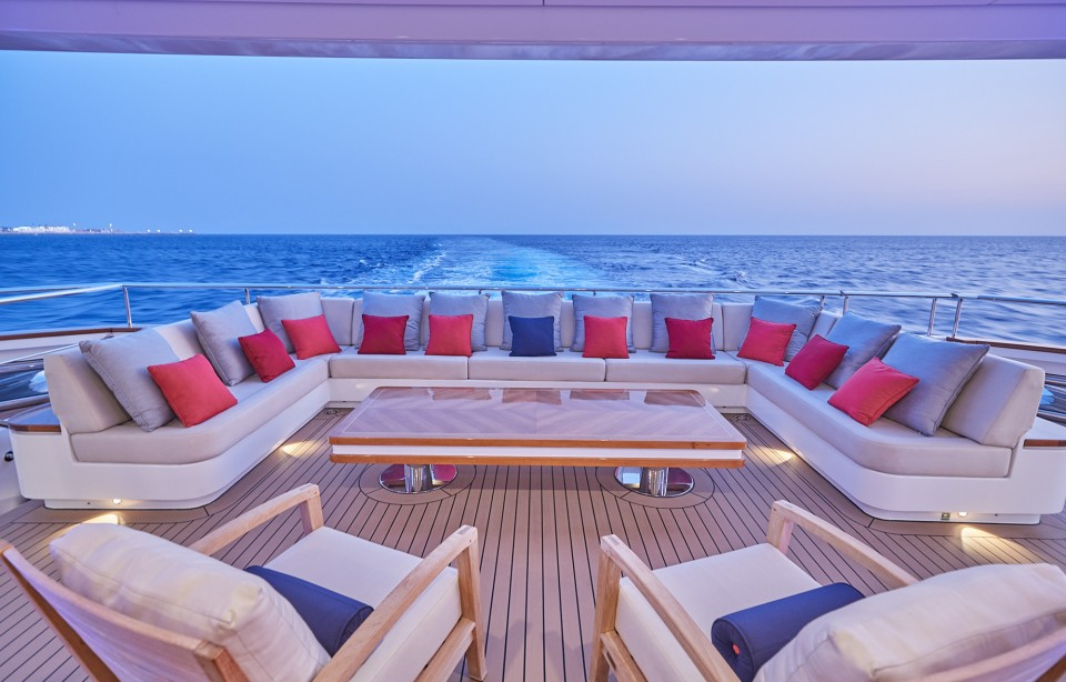 M/Y Irimari Yacht #35