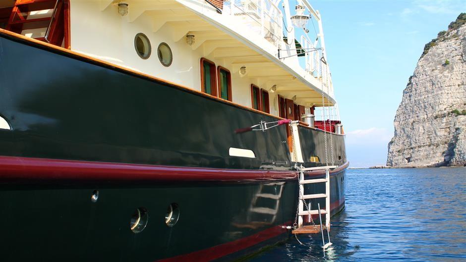 M/Y DP MONITOR Yacht #13