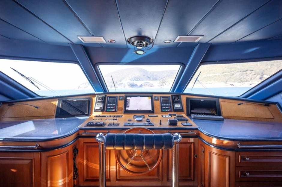 M/Y AQUABELLA Yacht #15