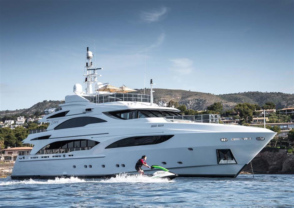 M/Y DIANE Yacht #32