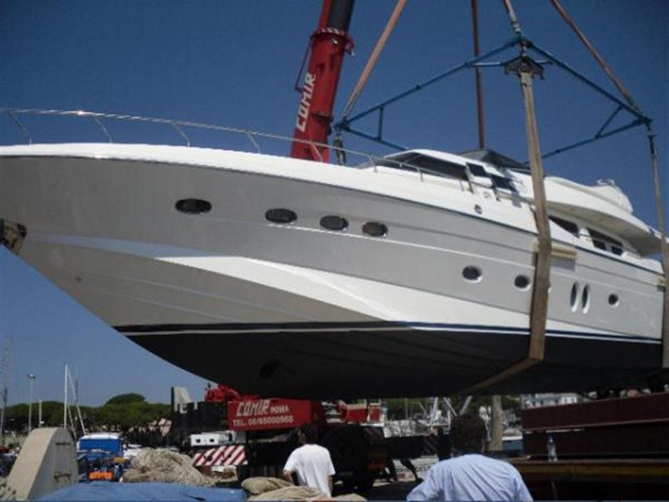 M/Y 80' Posillipo Technema 80 2010 Yacht #4