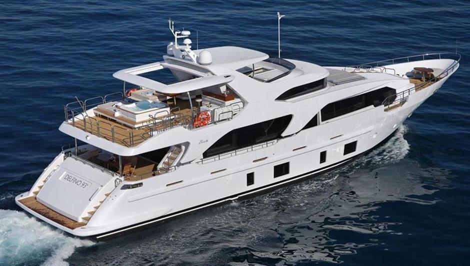 M/Y SUNRISE Yacht #5