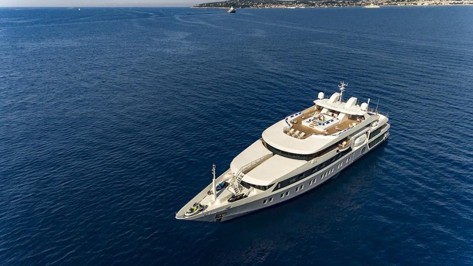 M/Y SERENITY Yacht #4