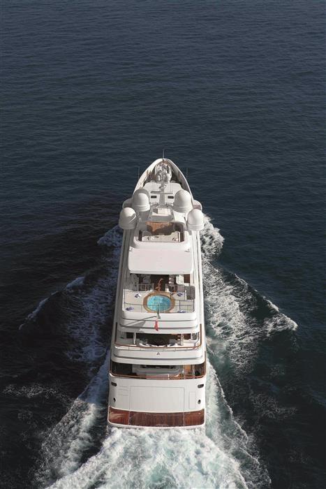 M/Y MOCA  Yacht #56